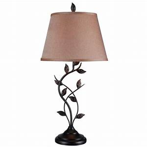 kenroy home ashlen 31 in oil rubbed bronze table lamp With ktribe table lamp bronze