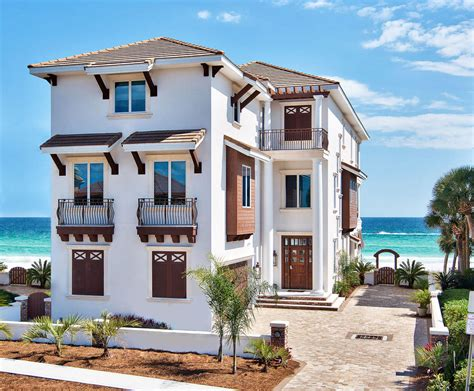 tips  choosing   exterior paint colors  florida homes theydesignnet theydesignnet