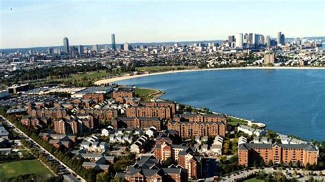 Harbor Point On The Bay Apartments In Boston Youtube