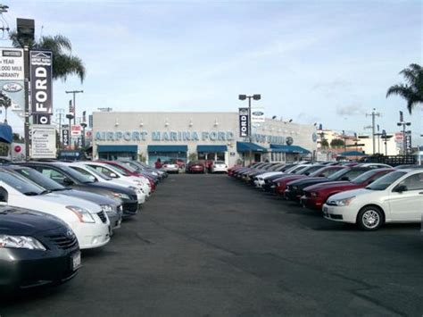 Airport Marina Honda In Los Angeles Car Dealers In Los