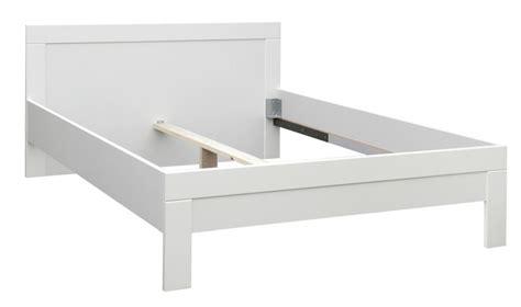 matratze lattenrost jugendbett bett 140 x 200 cm einzelbett in weiß matt