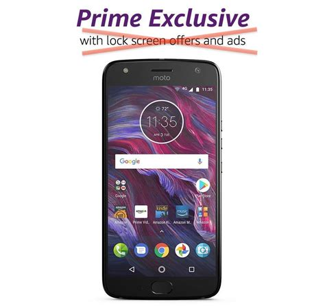 Amazon Prime Exclusive Android Phones Are Ditching Their