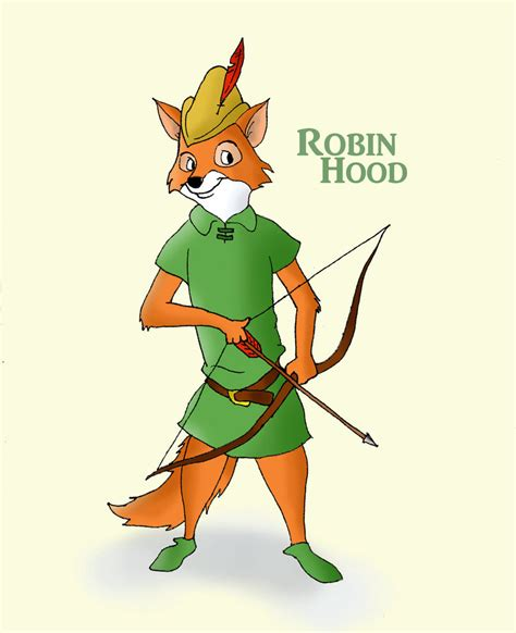 Robin Hood Fox - Epicly Shaded :D Minecraft Skin