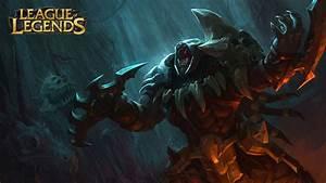 Rengar Headhunter Wallpaper - League of Legends Wallpapers
