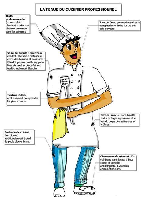 fiche metier commis de cuisine autour de la gastronomie la tenue du cuisinier fiche du