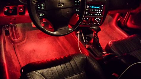 multi color cartruck interior led lights rgbw usb  sound activated kit brilliant led ideas