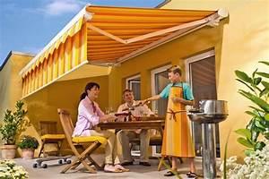 Sonnenschutz Für Den Balkon : 5 modelle f r den sonnenschutz auf terrasse und balkon ~ Michelbontemps.com Haus und Dekorationen