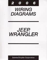 Jeep Wrangler Factory Wiring Diagram Manual