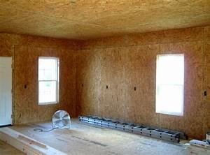 garage modification 3 youtube osb walls maxresdefault With garage interior sheathing ideas