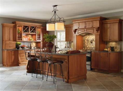 thomasville kitchen islands cabbott cherry macarron kitchen by thomasville cabinetry 2731