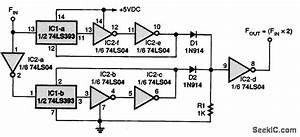 74ls04 Pin Diagram