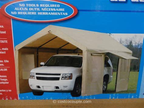 steel frame canopy  side walls