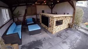 Holz Pizzaofen Selber Bauen : bar selber bauen aus holz youtube ~ Yasmunasinghe.com Haus und Dekorationen