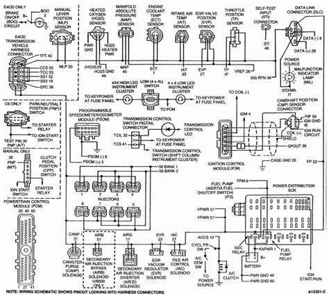 Ford Wiring Diagram Fuse Box