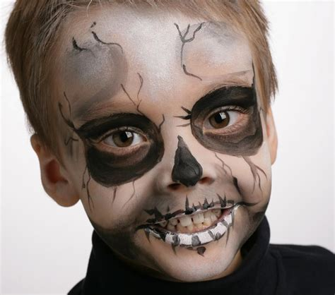 Maquillage Squelette Tutoriel Maquillage De Squelette Jour De F 234 Te