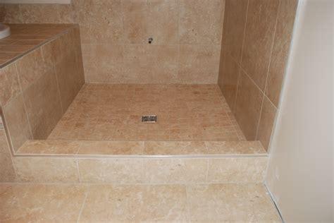 shower pans for tile tile ready shower pan home home design ideas appealing