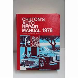 Garage En Anglais : manuel de r paration chrysler ford gm de 1971 1978 en anglais vintage garage ~ Medecine-chirurgie-esthetiques.com Avis de Voitures