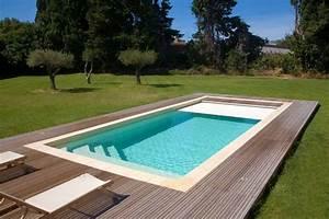Avis Piscine Desjoyaux : comores piscine coque mediester x m avec rideau ~ Melissatoandfro.com Idées de Décoration