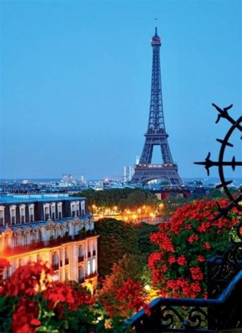 balcony  eiffel tower view