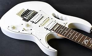 Ibanez Jem-555 Wh Steve Vai Signature White