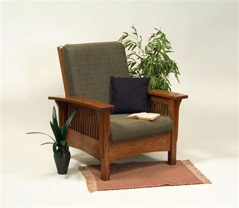 Amish Morris Chair Recliner by Amish Mission Morris Chair
