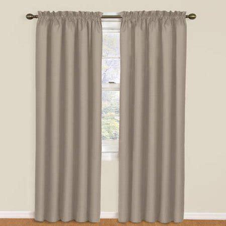 walmart blackout curtains eclipse samara blackout energy efficient thermal curtain