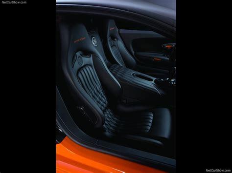 Overall, the bugatti veyron 16.4 super sport's interior is a stunner. Bugatti Veyron Super Sport (2011) - picture 129 of 146 - 800x600