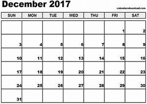 Aussaatkalender 2017 Pdf : december 2017 calendar pdf printable template with holidays word ~ Whattoseeinmadrid.com Haus und Dekorationen