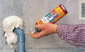 Bombe Mousse Polyuréthane Prix : comment utiliser la mousse polyur thane ~ Premium-room.com Idées de Décoration