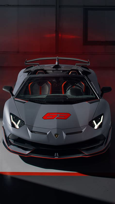 lamborghini aventador svj  roadster    ultra
