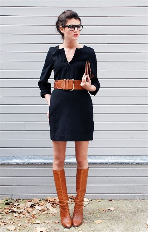 18 Ladies Edgy Work Outfits For Winter 2018 | FashionGum.com
