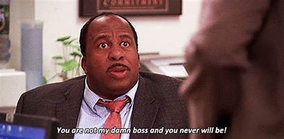 Stanley Office Nonsense Hudson Quotes Sorority Boss