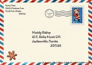 letters from santa gostorybooking With letter from santa envelope