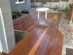Terrasse Holz Stein Kombination : gartenbau kreku ~ Eleganceandgraceweddings.com Haus und Dekorationen