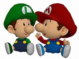 Baby Luigi - Super Mario Wiki, the Mario encyclopedia