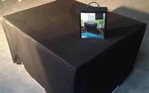 Housse De Pouf Carré : housse de protection carre pour table de jardin modulo 4 ~ Dailycaller-alerts.com Idées de Décoration