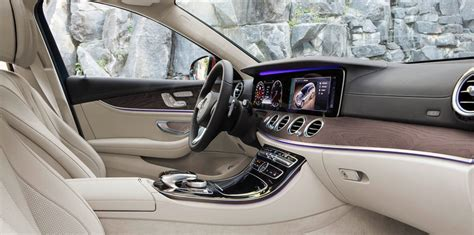 Brown Car Floor Mats by 2017 Mercedes Benz E Class All Terrain Revealed Ahead Of