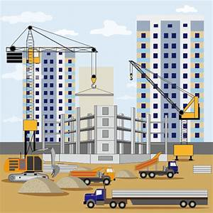 Cartoon Construction Building | www.pixshark.com - Images ...