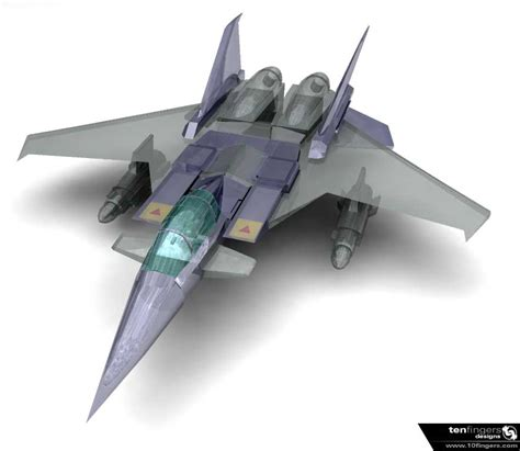 The Army Has Built An Autonomous Jet Fighter Inspired By