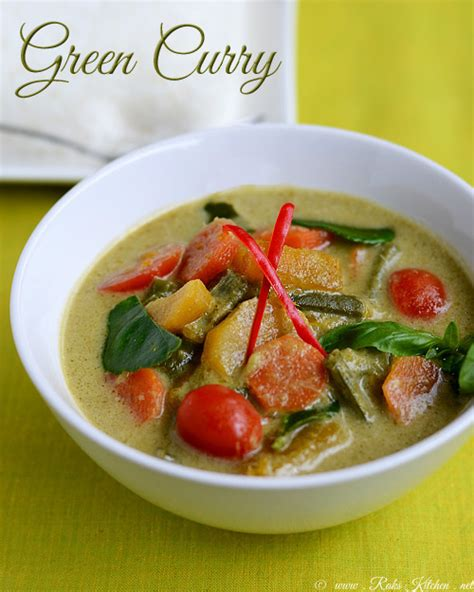 thai kitchen green curry recipe green curry recipe vegetarian thai green curry recipe 8445