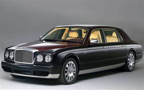 Bentley Arnage Car Wallpapers