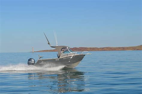 Fishing Boat Jobs Broome by New Boat Chivers Thresher 190 Sf Fishing Fishwrecked