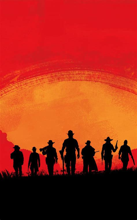 red dead redemption    hd mobile wallpapers