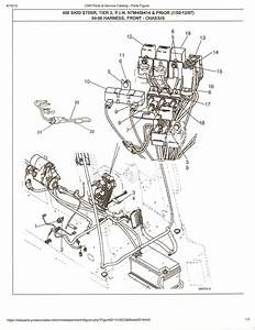 34 Case Skid Steer Parts Diagram