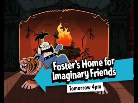 Foster's Home For Imaginary Friends New Series Promo