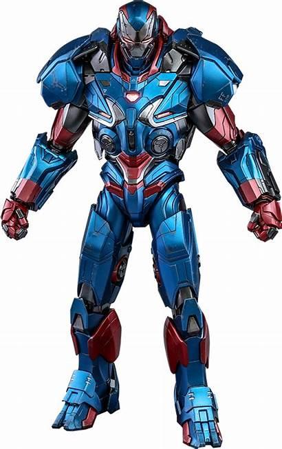 Patriot Iron Endgame Avengers Toys Marvel Diecast