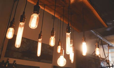 lighting design trend carbon filament bulbs aka edison