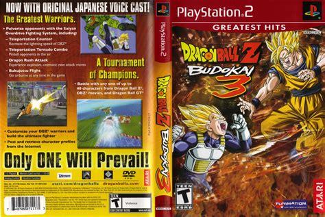 Dragon Ball Z Budokai 3 Game Giant Bomb