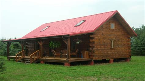 small log home  loft small log cabin home house plans small building plans  homes