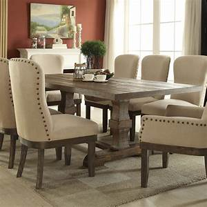 Acme, Furniture, Landon, Rectangular, Dining, Table, -, Walmart, Com